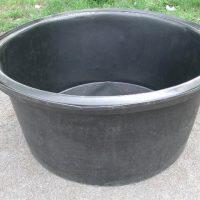 Koi holding tank quarantine 400 litres free standing round for Koi holding pool