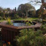 Kevin and Stephanie's Patio Pond Design - Ponds4Fish