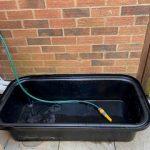 Dog Paddling Pool Lightweight & Portable 150 Litre Ideal For Summer Heat